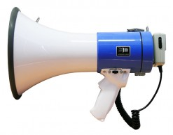 megaphones from $30 to $400 - schools, businesses, sports clubs etc
